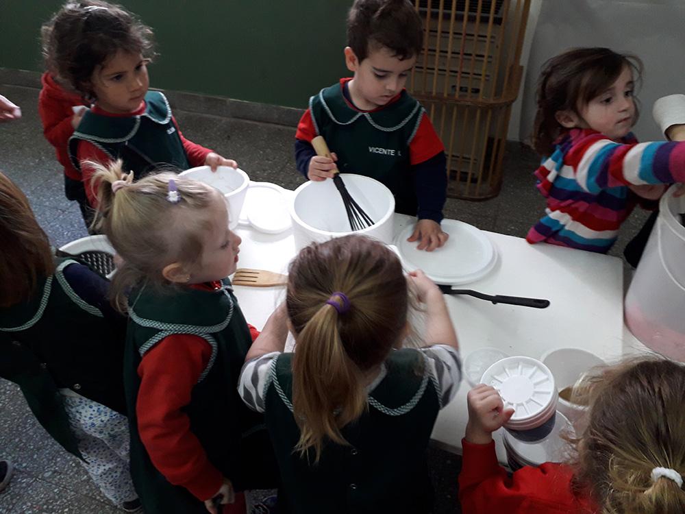 Visita heladería Chinos