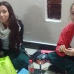 ¡Exitosas y divertidas jornadas de creatividiad en el área de Ciencias Sociales con 5º Año de la Educación Secundaria